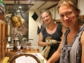 Sisters in the galley (again!!)
